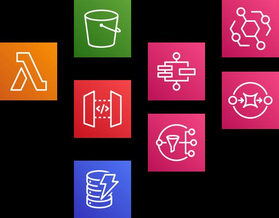 Serverless icons